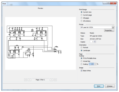 Useful tools for drawing electrical circuits smashing robotics with simone you can develop simulate and test printable circuits in a short time and with high precision component libraries are available as well as a cheapraybanclubmaster Gallery