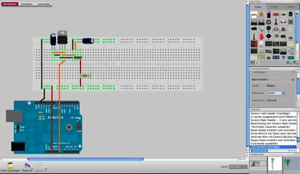 Useful tools for drawing electrical circuits smashing robotics fritzing fritzing is an open source cheapraybanclubmaster Images