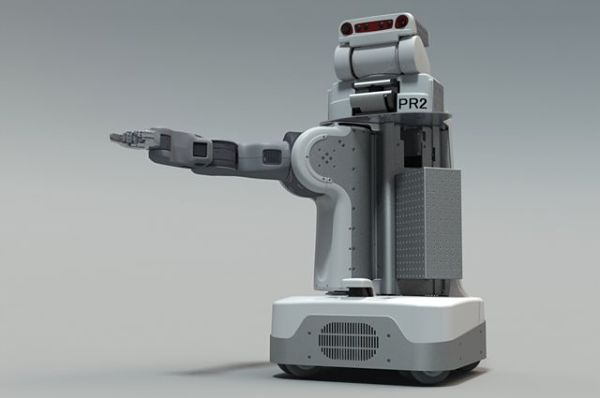 How the PR2 Robotic Platform Works - Smashing Robotics