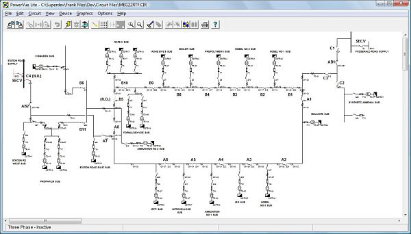 useful tools for drawing electrical circuits   smashing roboticspowervue circuit analyzer