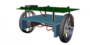How to Build a Simple Differential Wheeled Mobile Robot System