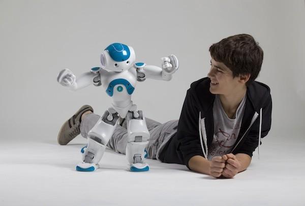 NAO Next Gen humanoid robot