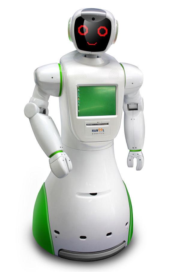 Tiro humanoid robot