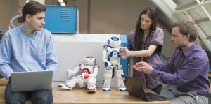Thirteen Advanced Humanoid Robots for Sale Today
