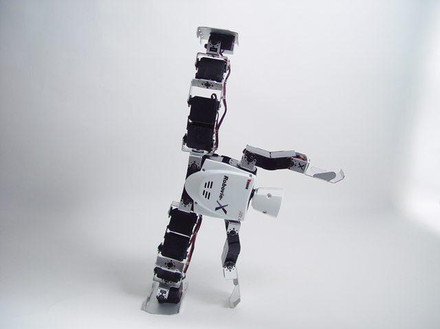 Robovie-X Humanoid Robot