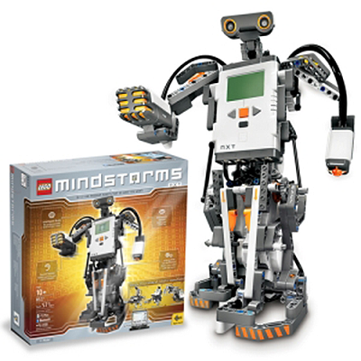 Getting Started with Mindstorms NXT - Smashing Robotics