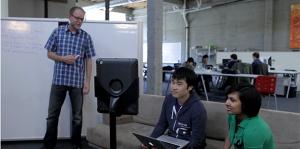 Double Telepresence Robot