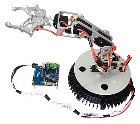 Dagu 6 DOF Robotic Arm