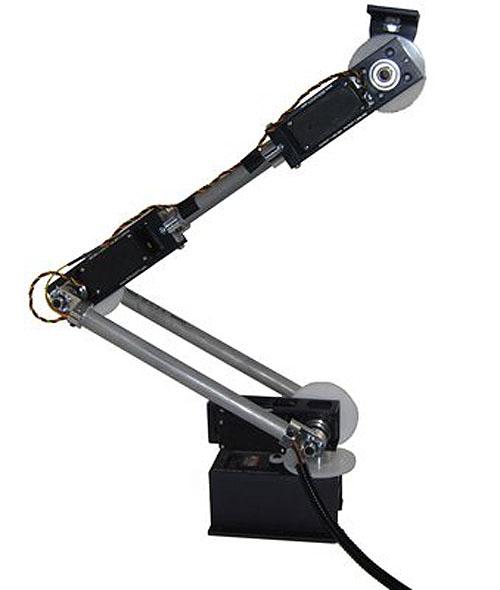 RobotShop M100RAK Modular Robotic Arm