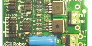 Motor Drive Shields - Arduino Compatible