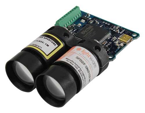 SF02 Laser Range Finder