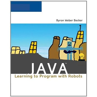 Audition For Java Learning Robot Programming Books