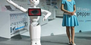 Aldebaran Unveils Pepper, the Personal Emotional Robot