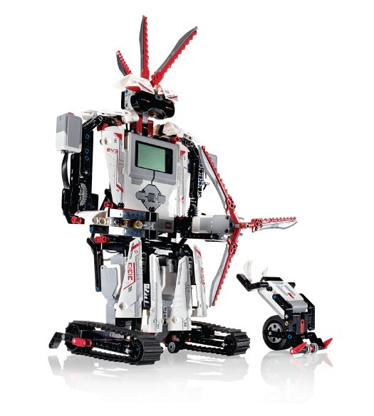 LEGO Mindstorms EV3 - Smashing Robotics