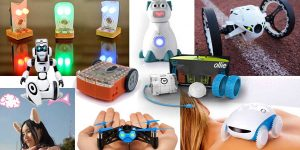 Top Robotic Christmas Gift Ideas for 2014