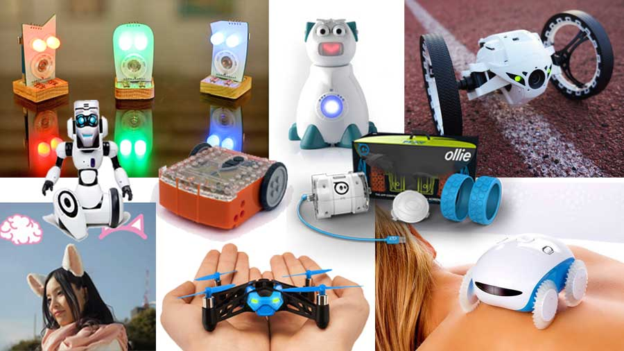 Robotic Christmas Gifts 2014 - Top Robotic Christmas Gift Ideas For 2014 - Smashing Robotics