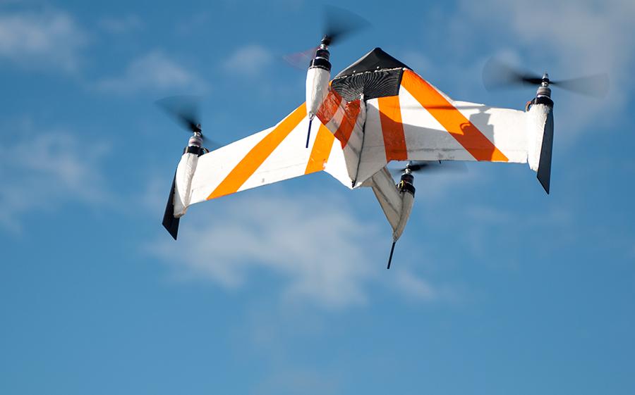 X PlusOne Hybrid Drone