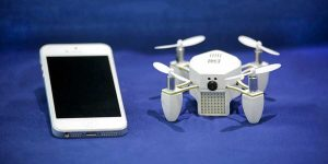 ZANO is an Advanced Camera Drone That Fits Into the Palm of Your Hand