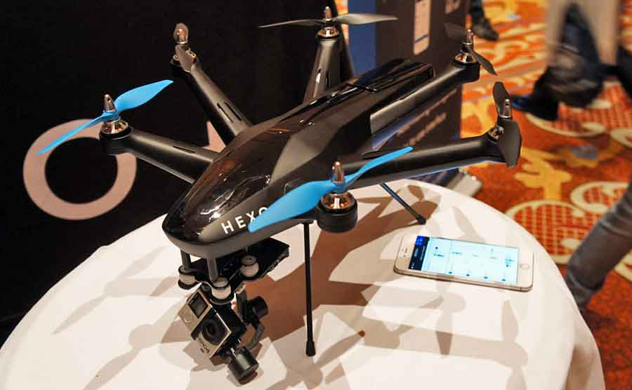HEXO+ at CES 2015