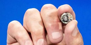 Intel Curie at CES 2015
