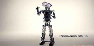 Meccanoid G15 KS Robotic Kit