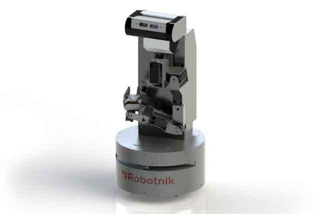 Robotnik RB-1 Mobile Manipulator