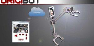 ORIGIBOT Telepresence Robot System