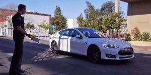 Tesla Model S Fun