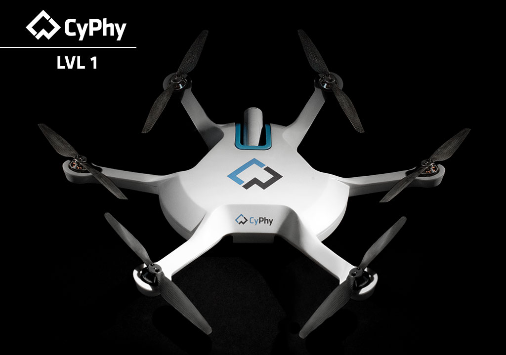 CyPhy LVL 1 Camera Drone