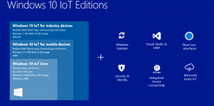 Windows 10 IoT Family