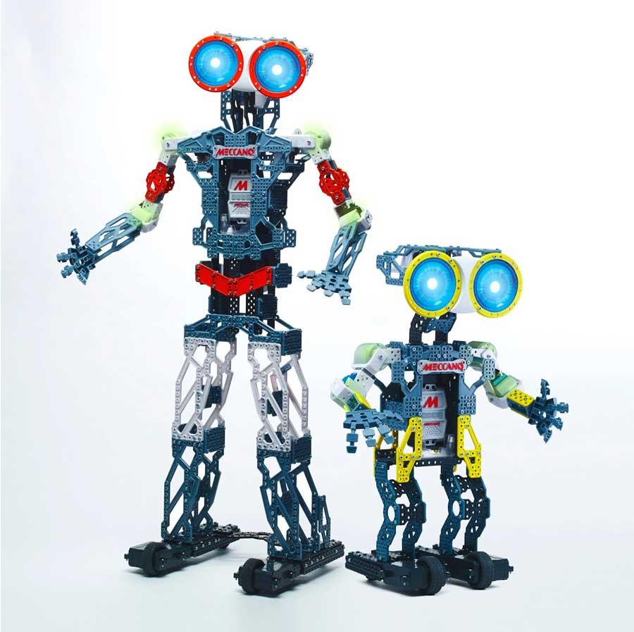 Meccanoid G15 Robots