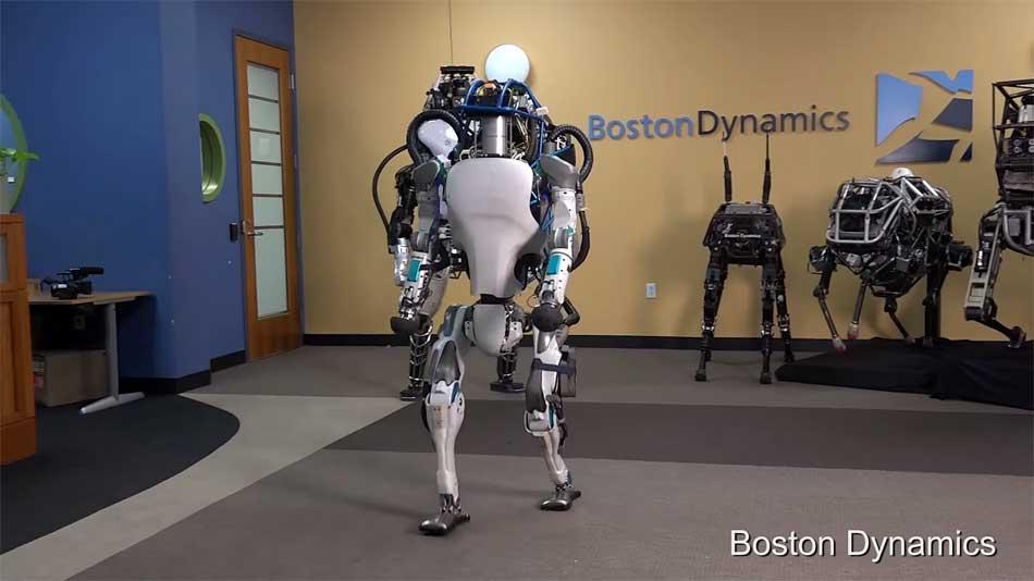ATLAS Humanoid Robot
