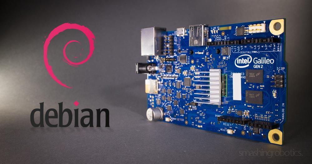 Debian and Intel Galileo Gen 2