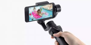 DJI unveils Osmo Mobile handheld stabilizer for your smartphone