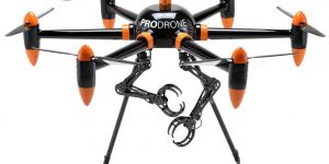 Prodrone introduces the PD6B-AW-ARM aerial heavyweight lifter