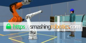 Smashing Robotics over HTTPS
