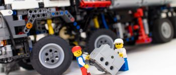 SBrick Plus lets you program and control any LEGO creation from your smartphone