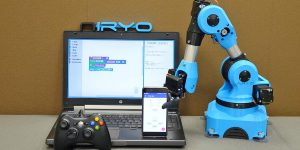 Niryo One: an accessible robot for makers, developers and students