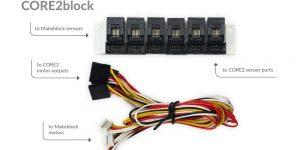 CORE2block Makeblock adapter